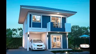 10 Beautiful Two Story Homes For Small Families