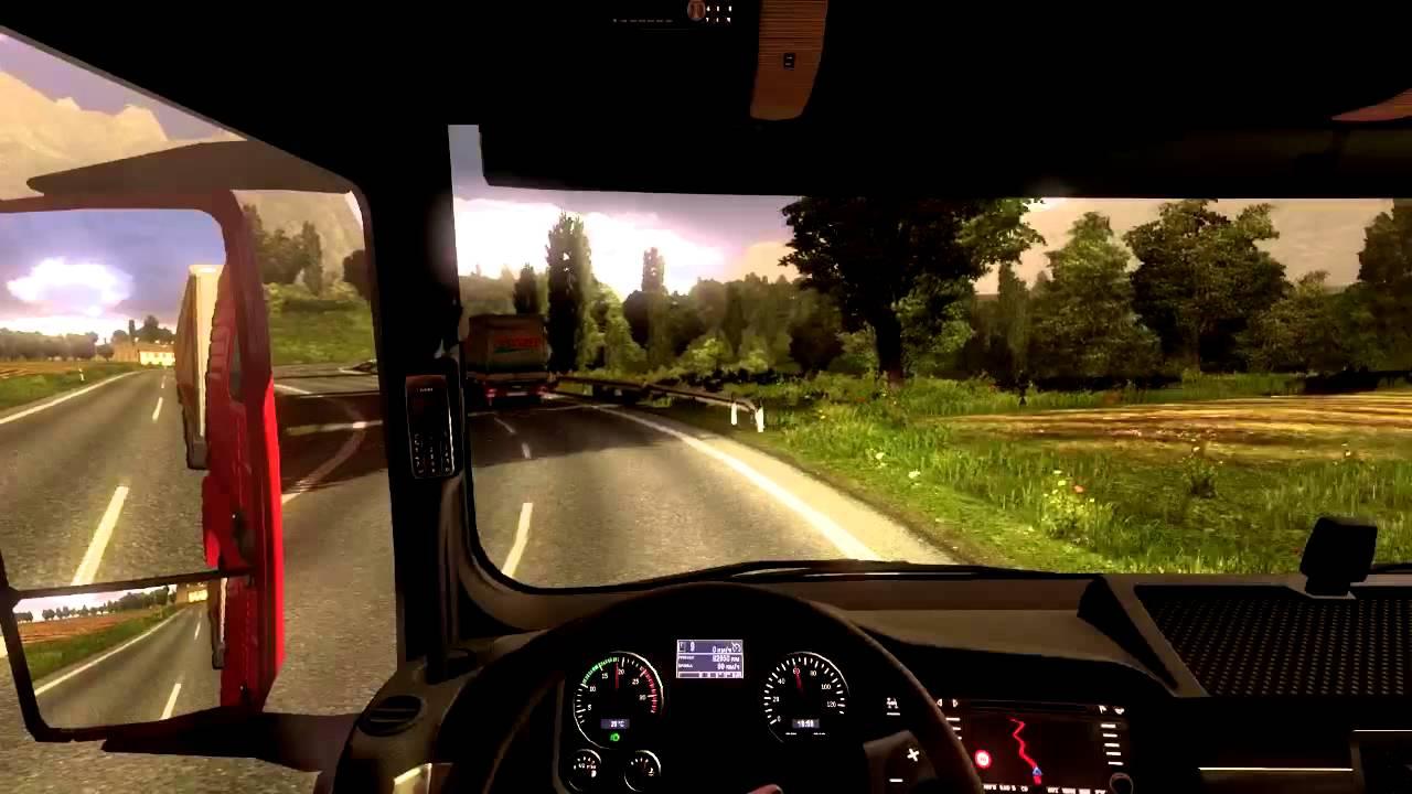 Euro Truck Simulator 2 Mapa Srbije Ljig Gornji Milanovac