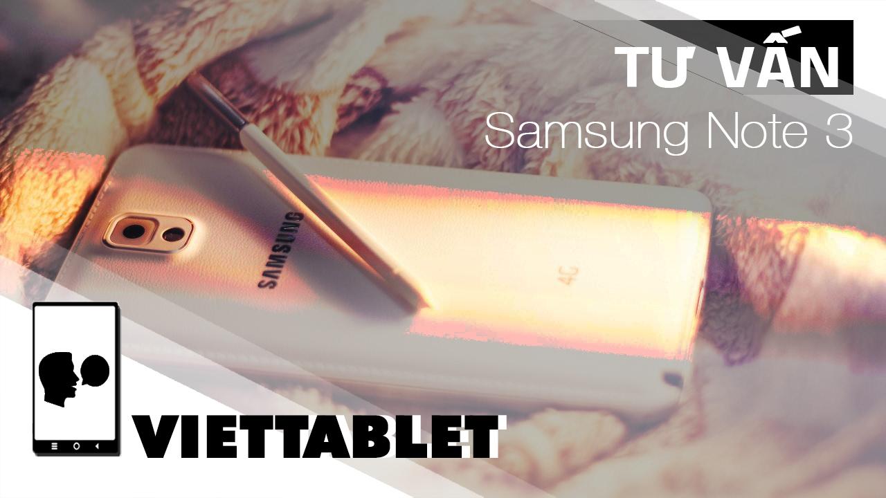 Viettablet| Samsung Galaxy Note 3 nguyên seal trở lại với mức giá cực tốt