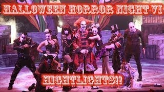 Halloween Horror Nights 2017 Tips and Review!