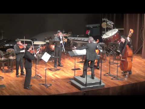 Quintet 2012 For Violin