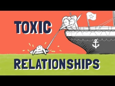 Toxic People: How to End a Bad Relationship