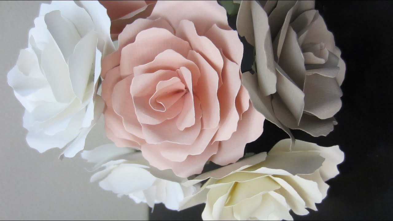 rose tutorial wedding ideasdiy youtube