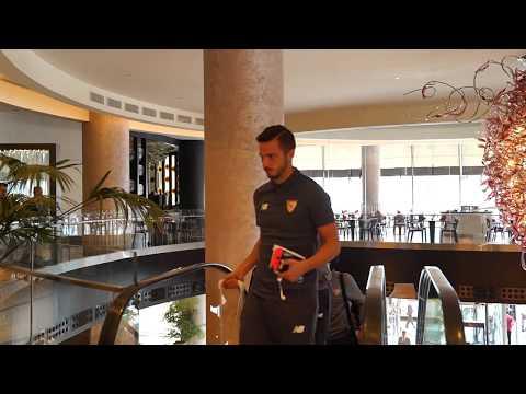 Wyndham Grand İstanbul Europe Sevilla FC Takım Konaklaması