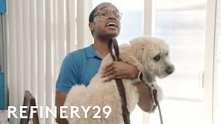 Adopted Dog Helps a Dad and Daughter Reconnect | Pet Friendly Episode 2: Rocky | Refinery29