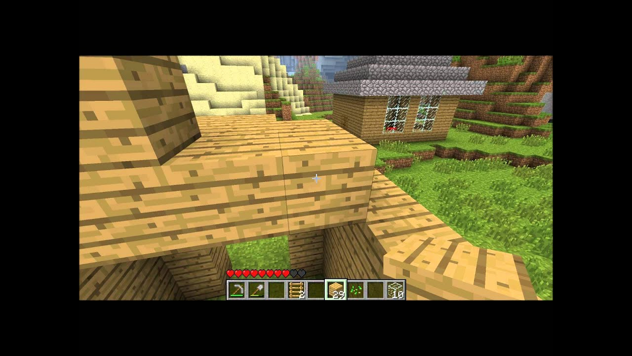 Minecraft blueprint episode 3 the mineshaft hd youtube minecraft blueprint episode 3 the mineshaft hd malvernweather Image collections
