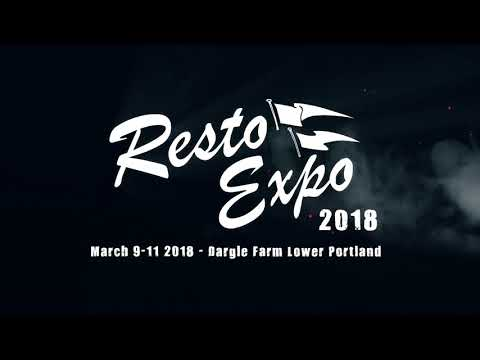 Resto Expo 2018 - Support this NSW Initiative