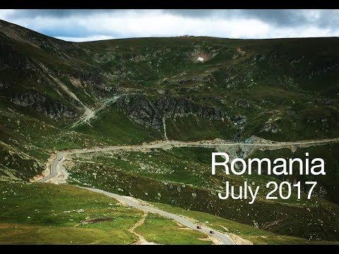 Motorcycle Trip Romania 2017