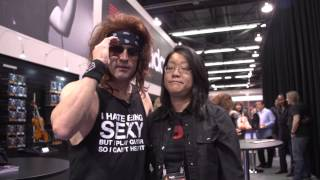 Steel Panther NAMM Takeover 2015 Pt 3
