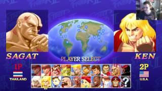 Ultra Street Fighter II - Que tiene que OFRECER - Español