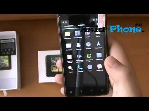 HTC TITAN x310e copy ОС Android 4, MT6575, 3G, 4.3 www.technobg.com