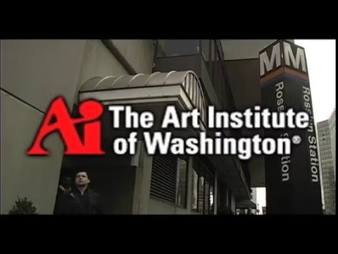 The Art Institute of Washington Promotional Video