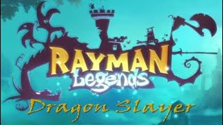 Rayman Legends - Dragon Slayer Gameplay