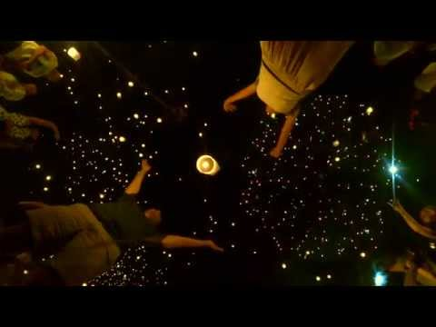 Yi Peng Lantern Festival, Thailand - Around The World With Justin