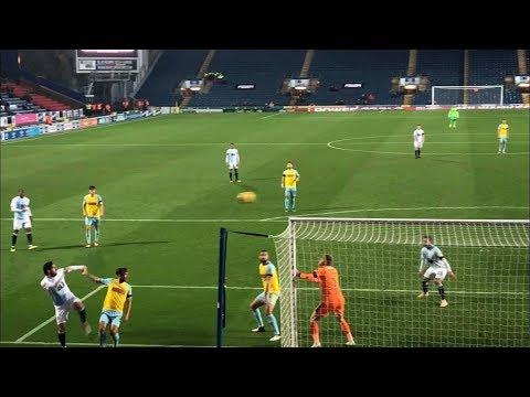 FUSTRATING GAME! Blackburn Rovers 1-1 Rotherham United