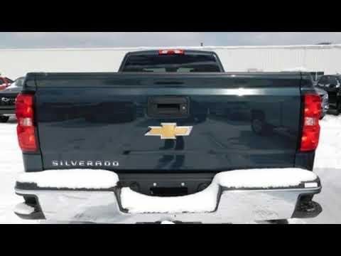 New 2019 Chevrolet Silverado 2500HD Traverse City Cadillac, MI #238019
