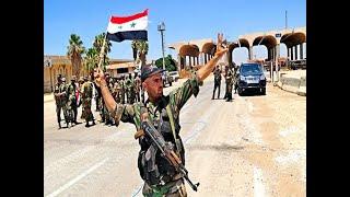 Победа в Дараа: Сирийская армия «рубанула по корню»