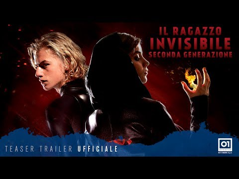 IL RAGAZZO INVISIBILE - Seconda generazione   Teaser Trailer ufficiale HD