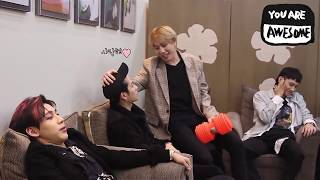 [Eng Sub/ Tr sub] Got7 I love you game