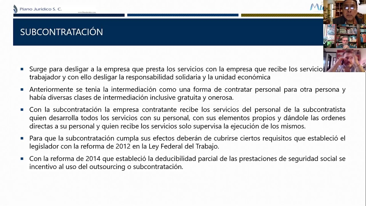 ESTRATEGIAS FISCALES MOD III OUTSOURCING