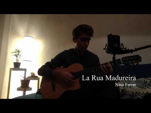 La Rua Madureira - Nino Ferrer (acoustic Live Cover)