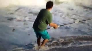 Pesca em Porto do Sauipe -Ba