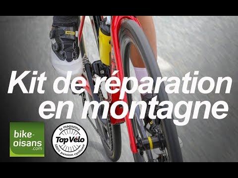 Image de la vidéo Quel kit de réparation pour rouler à vélo en montagne ?