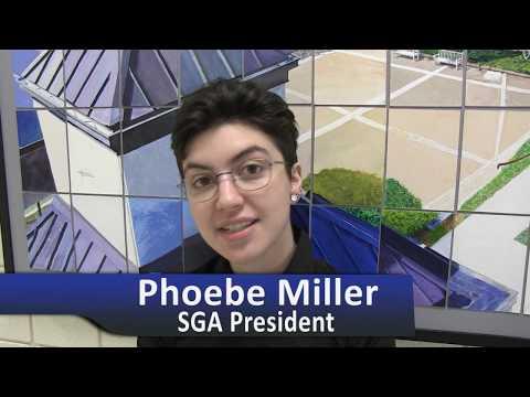 Phoebe Miller, SGA President | Sampson Community College