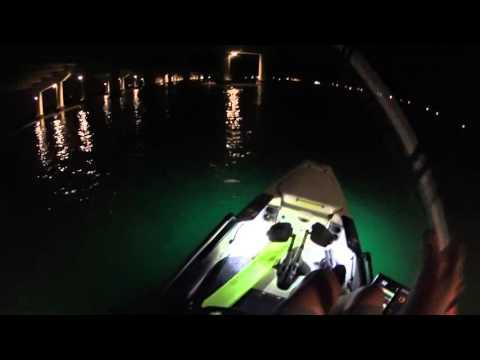 10-09-2015 Galveston Causeway Trout Fishing
