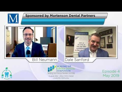 Dale Sanford of Mortenson Dental Partners discusses Scaling Up Group Dental Symposium