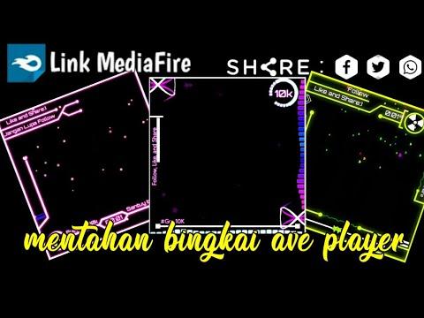 Mentahan Bingkai Ave Player Keren 2020 Sobat Ambyar Youtube