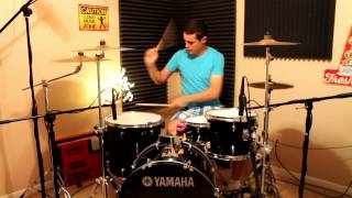 Austin Mahone ft. Pitbull - MMM Yeah (Drum cover) *HD*