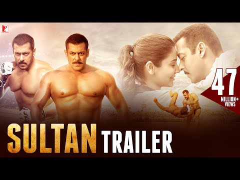 SULTAN Official Trailer | Salman Khan | Anushka Sharma
