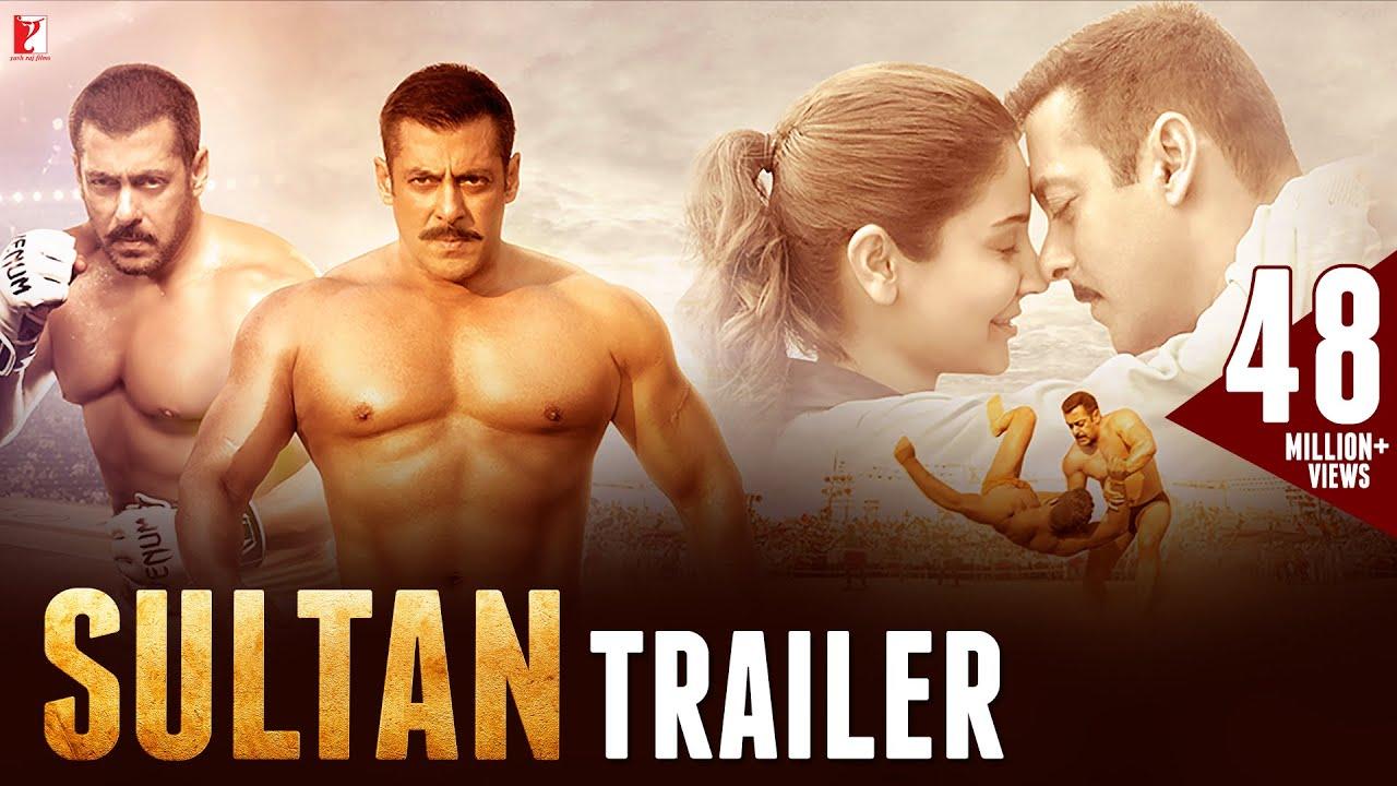 Sultan | Official Trailer | Salman Khan, Anushka Sharma | Ali Abbas Zafar | New Movie Trailer