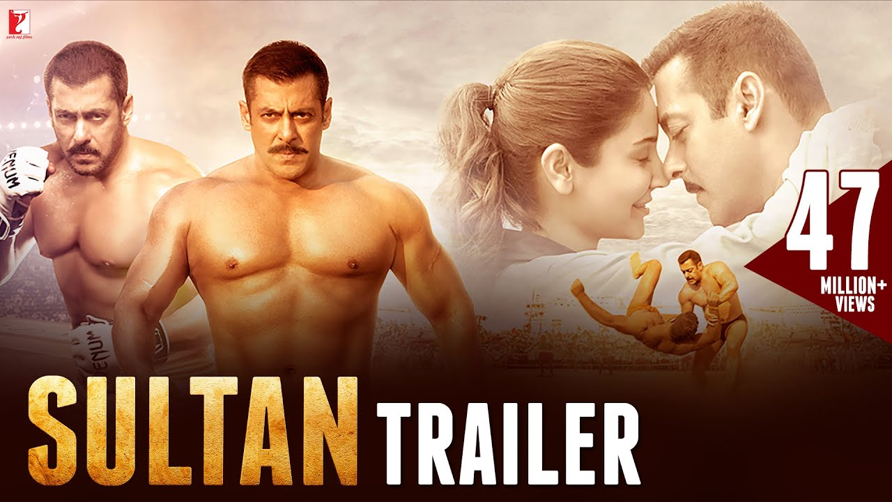 SULTAN | Official Trailer