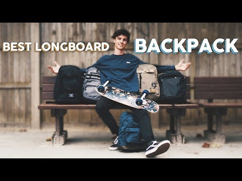 what's-the-best-longboard-backpack?!