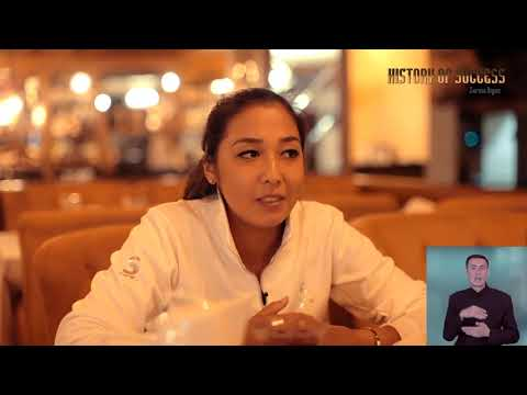 45  Zarina Diyas Success Story