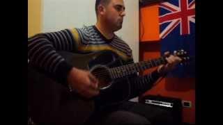 Eros Ramazzotti un bambino nel tempo cover chitarra