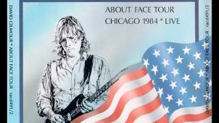 David Gilmour -  Near the end (Live in Chicago 1984)