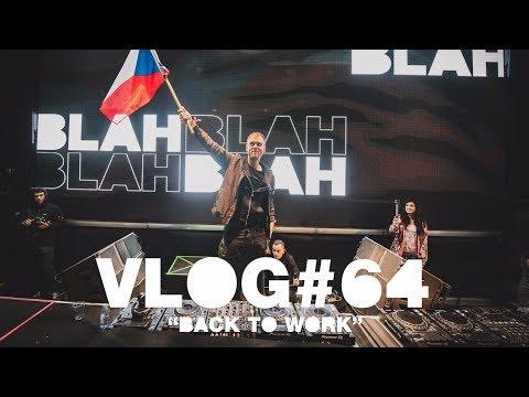 Armin VLOG #64 - Back To Work