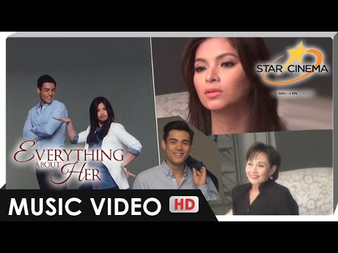 Music Video | 'Everything About Her' | Good vibes with Vilma, Angel, Xian