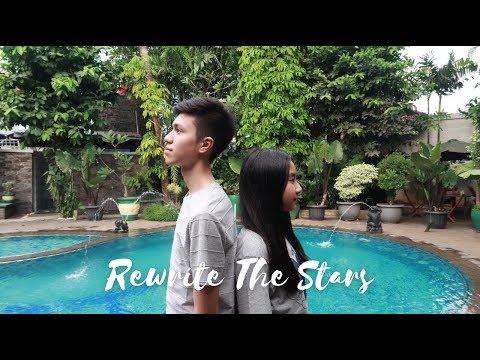 Rewrite The Stars - Anne Marie & James Arthur | Cover By Gaizzka Metsu & Almeyda Nayara