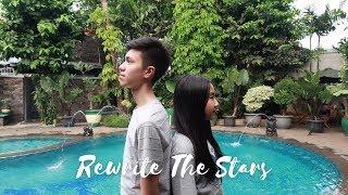 Rewrite The Stars - Anne Marie & James Arthur | Cover by Gaizzka Metsu & Almeyda Nayara Video