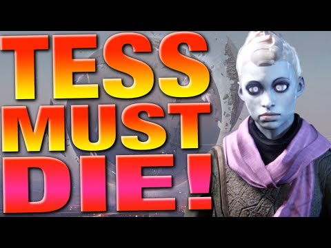 Kill Tess Everis - Bungie Please Shut Down The Eververse Trading Company