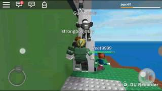 Playing roblox with IVI and Bauti