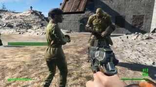 Где взять ядерные блоки Fallout 4 тайник в крепости минитменов