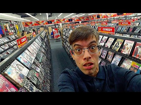 Hoarding Up - Family Video Stores