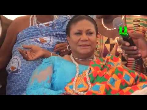 First Lady enstooled as Development Queen of Great Ningo