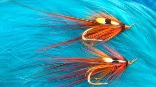 Tying the Phoenix Shrimp (Salmon Fly) by Davie McPhail.