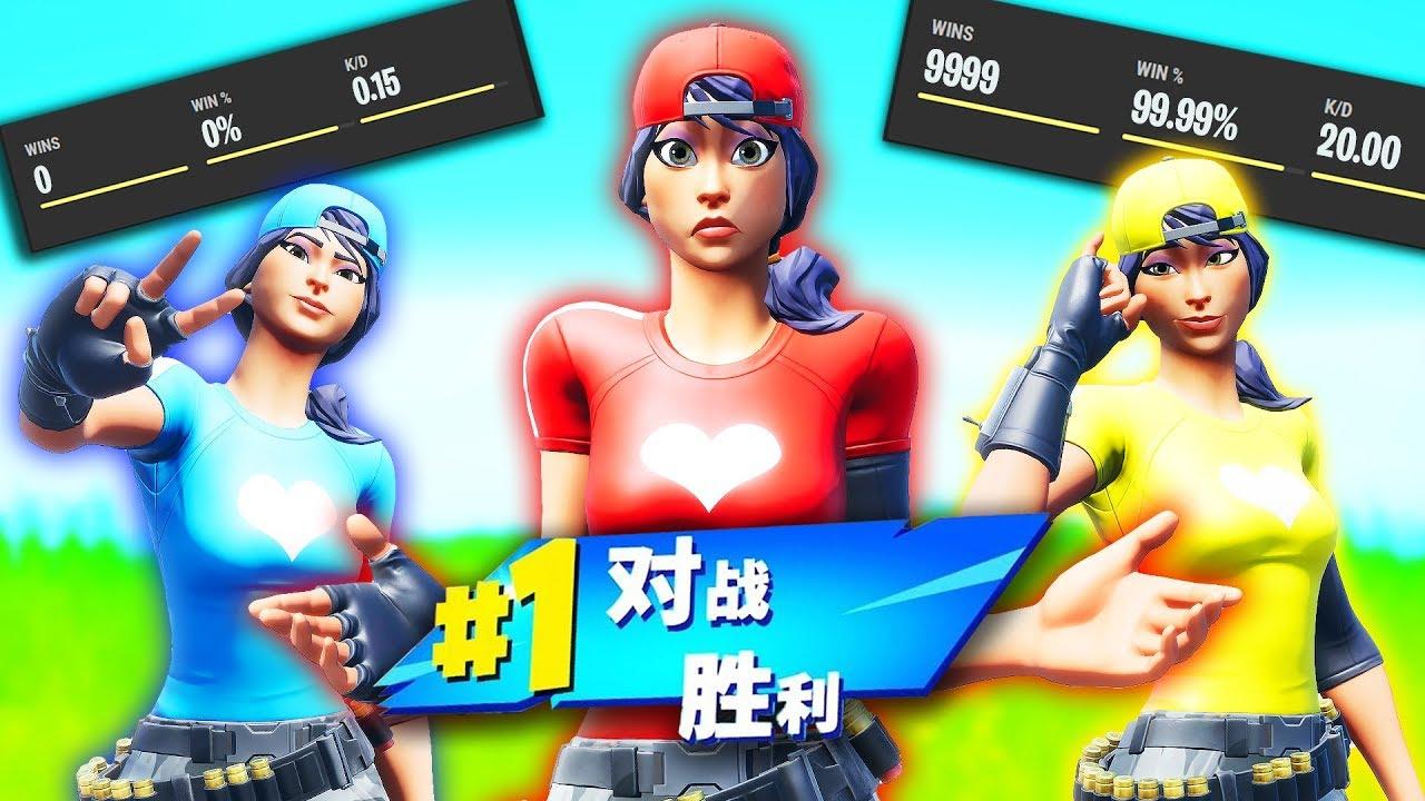 Czy gracze z Azji to tylko spoceńce? Sprawdzam KD graczy z Azji w Fortnite! (szok)